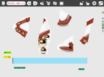 "View ""The Red Shoe Puzzle"" Etoys Project"